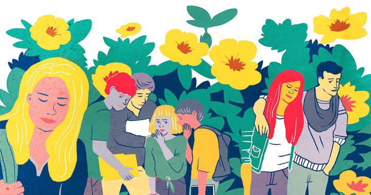 La santé mentale des jeunes